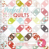 It's Sew Emma, Perfect 10 Quilts Book