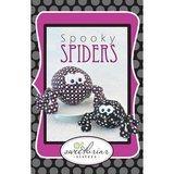 Spooky Spiders Pattern, Sweetbriar Sisters