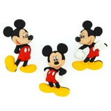 Disney, Mikey or Minnie Buttons & Embellishments - Mickey Mouse