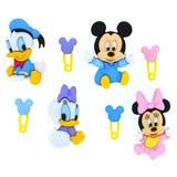 Novelty Disney Button & Embellishments - Disney Babies