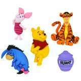 Disney Movie Buttons & Embellishments - Winnie the Pooh
