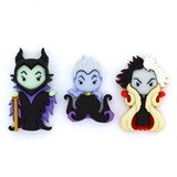 Disney Movie Buttons & Embellishments - Villans