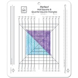 Perfect Half Square Triangle Ruler