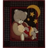 Baby Bear Wall Quilt Kit