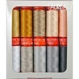 Aurifil, 10 Spool, Wayside Thread Collection - 220yds