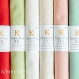 """Kimberbell Embroidery Felt (12""""x18"""")"""