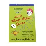 Washer, Little Genie Magic Bobbin Washer 12pk  #LG12