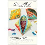 Sweetpea Pods Pattern, Lazy Girl Designs