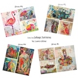 Teeny Tiny Collage Pattern Group