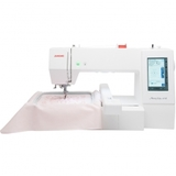 Janome MC400E Embroidery Machine