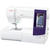 Janome MC9850 Computerized Sewing and Embroidery Machine