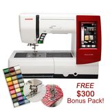 Janome MC9900 Sewing & Embroidery Machine
