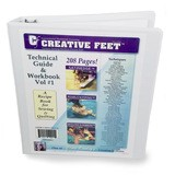 Creative Feet Technical Guide & Workbook Vol. 1