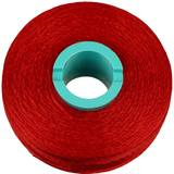 Magna-Glide Style L Prewound Bobbins Candy Apple Red 72 pack
