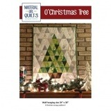O'Christmas Tree Pattern, Material Girl Quilts