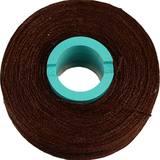Magna-Quilt Style L Prewound Bobbins, Dark Brown (20 pack)