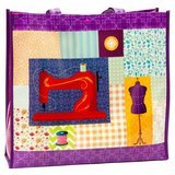 Sewing Design Tote Bag, Sew Easy