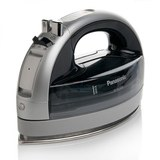 Panasonic Cordless 360° Freestyle™ Iron - Silver