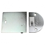 Needle Plate w/ Slide Plate, Brother #NSZ1