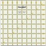 Ruler 9.5in x 9.5in, Omnigrid