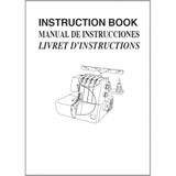 Instruction Manual, Janome Four-DLB