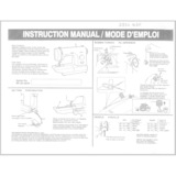 Instruction Manual, Simplicity SL415