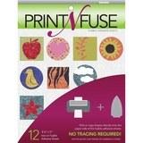 Print n' Fuse Inkjet Fusible Sheets 12pk