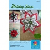 Holiday Stars Pattern, Poorhouse Quilt Designs