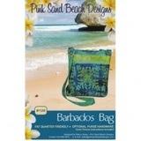 Barbados Bag Pattern, Pink Sand Beach Designs