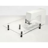 "18"" x 24"" Bernina Acrylic Extension Table, Sew Steady"