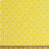 Dena Designs, Sundara Oasis, Meena, Yellow Fabric