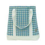 Pearl Accessory Tote Bag, BlueFig