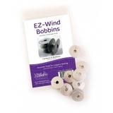 EZ-Wind Slotted Bobbin - 8pk