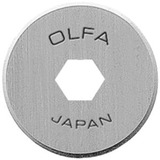 18mm Rotary Blades (2pk), Olfa