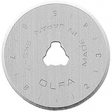 Olfa 28mm Replacement Rotary Blades 5pk