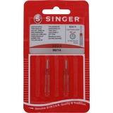 4mm Twin Needles, Singer, Size 90/14 #S2024-14