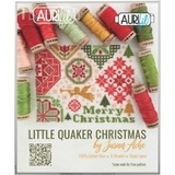 Aurifil, Little Quaker Christmas Floss Collection - 10 Spools (18yds)