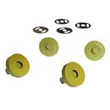 Sassafras Lane Designs, Magnetic Snaps (2pk) - Wasabi