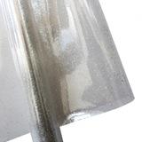 "12 Gauge Transparent Glitter Vinyl (18""x48"")"
