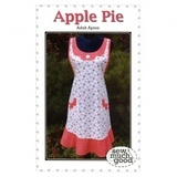 Apple Pie Apron Pattern, Sew Much Good
