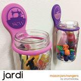 Jardi Mason Jar Hangers, Smartneedle