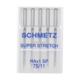 Serger Needles, Schmetz #HAx1SP (5pk)