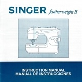 Instruction Manual, Singer 117 Featherweight II