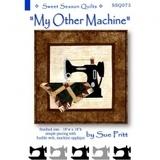 My Other Machine Quilt Block Pattern