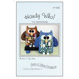 Handy Who! Pattern, Susie C Shore Designs