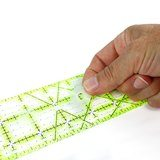 No-Slip Grip Dots, Adhesive Grippers for Rulers