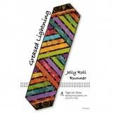 Greased Lightning Jelly Roll Runner Pattern