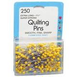 Yellow Headed Quilting Pins, 250pk, Collins #W-101