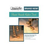 Westalee Ruler Foot Starter Package for Singer Slant Machines
