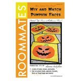 Mix and Match Pumpkin Faces Pattern, More Splash than Cash